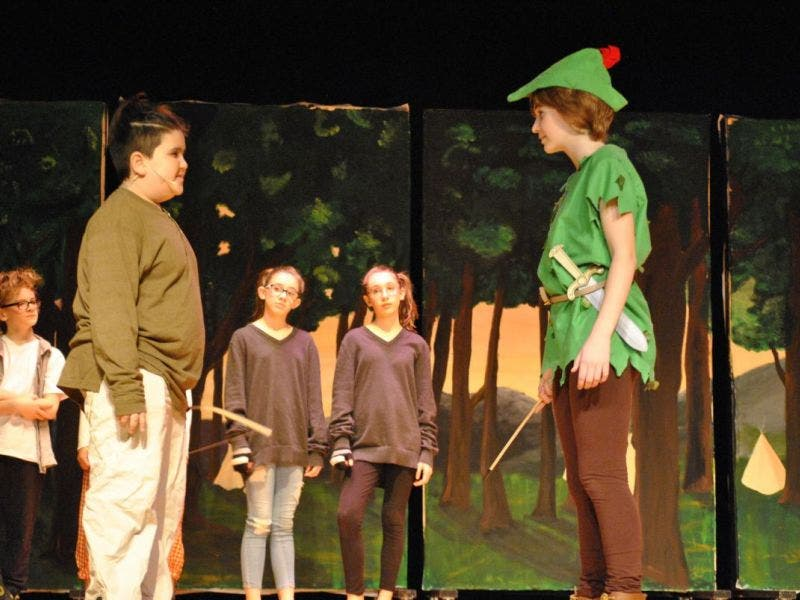 Tonight: Broadview Middle School Presents 'Peter Pan