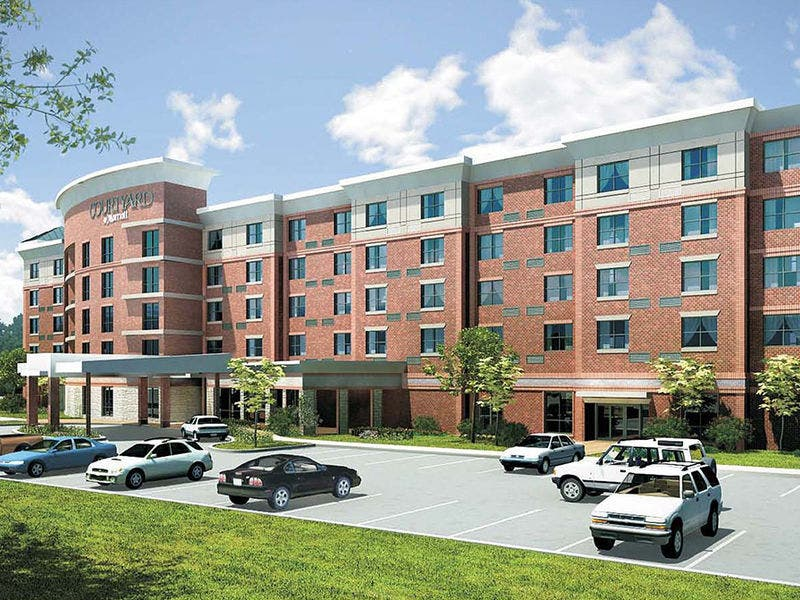 New Courtyard By Marriott Hotel Expected In Prince George S County
