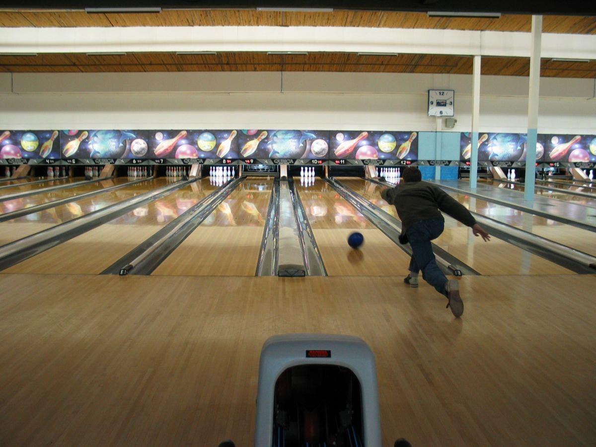 A Perfect Score Of Bowling Lanes Near Larchmontmamaroneck