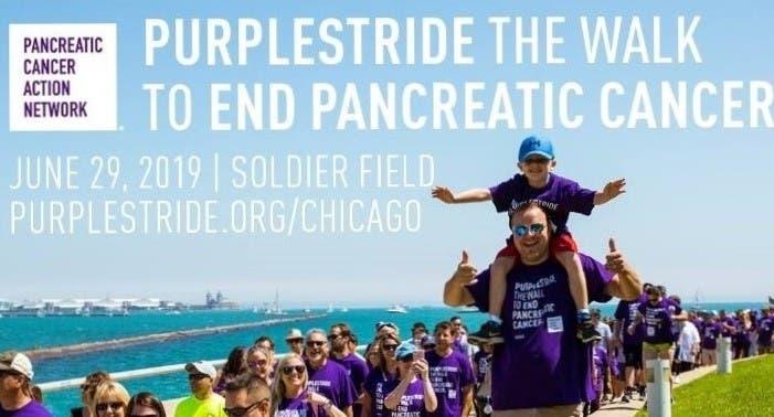 Jun 29 | PurpleStride Chicago 2019 Family Friendly 5K Run