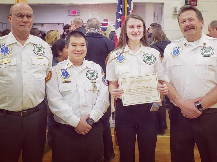 Recent EMT Graduate; Travel Baseball Tryouts; More Local News