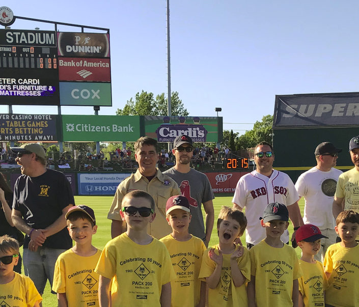 Pawtucket Red Sox Overnight; Food Pantry Support; More Local News