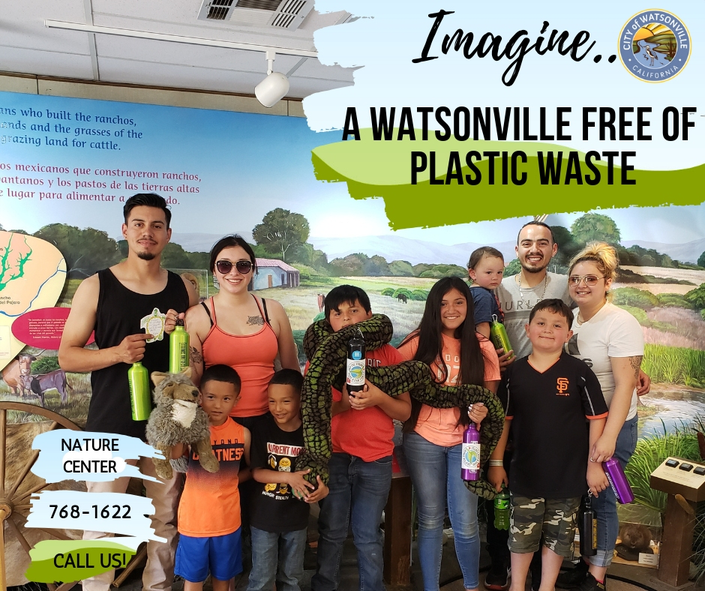 July Plastic Free Challenge; School Supply Drive; More Local News