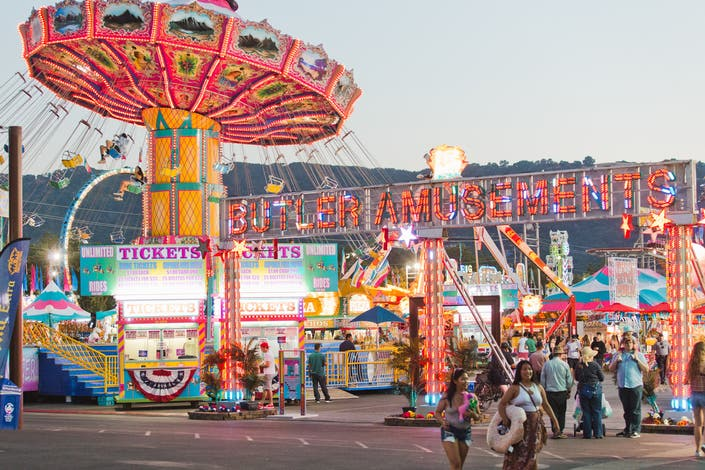 Alameda County Fair Honored With Multiple Industry Awards