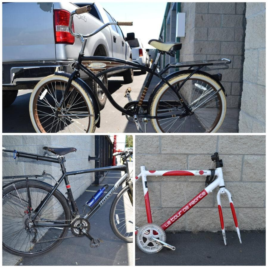 Missing Your Bike? Stolen Bicycles, Parts Recovered In North ...