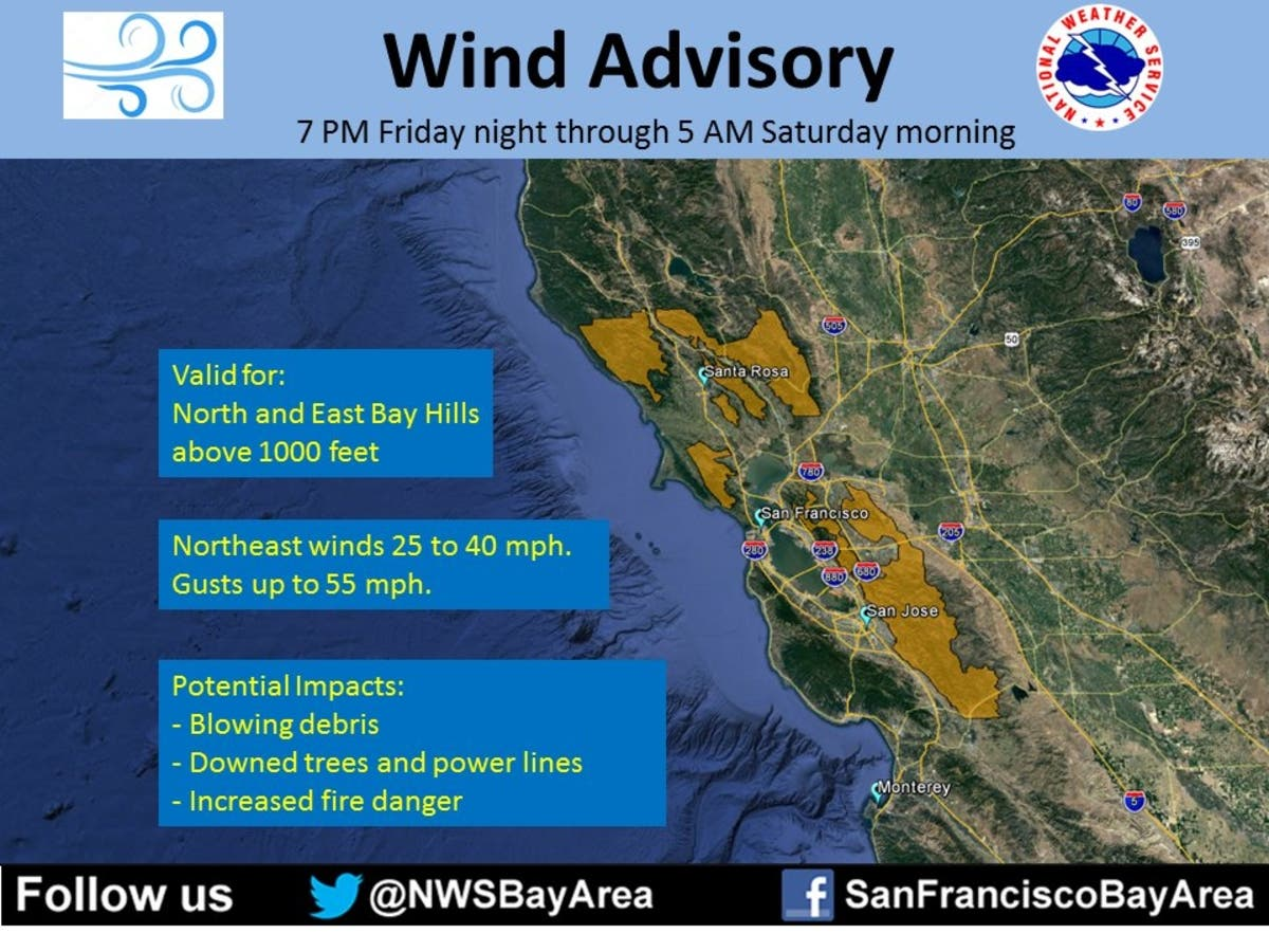 Strong Winds In Forecast For East Bay Hills Advisory Martinez Ca Patch A majority of california's cities are located in either the san francisco bay area or the sacramento metropolitan area in northern california; east bay hills advisory martinez ca