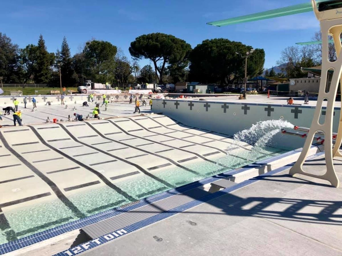 Concord Community Pool Reopens   Concord, CA Patch