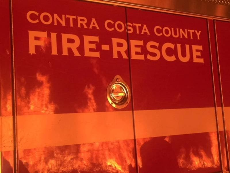 Woman Escapes, Man Dies In East Bay House Fire