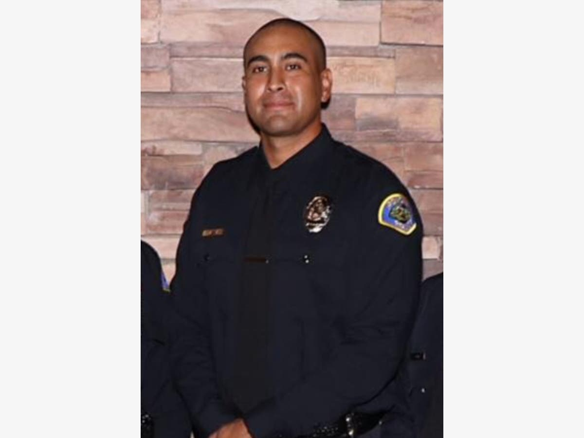 Pomona Officer's Alleged Killer Charged With Capital Murder