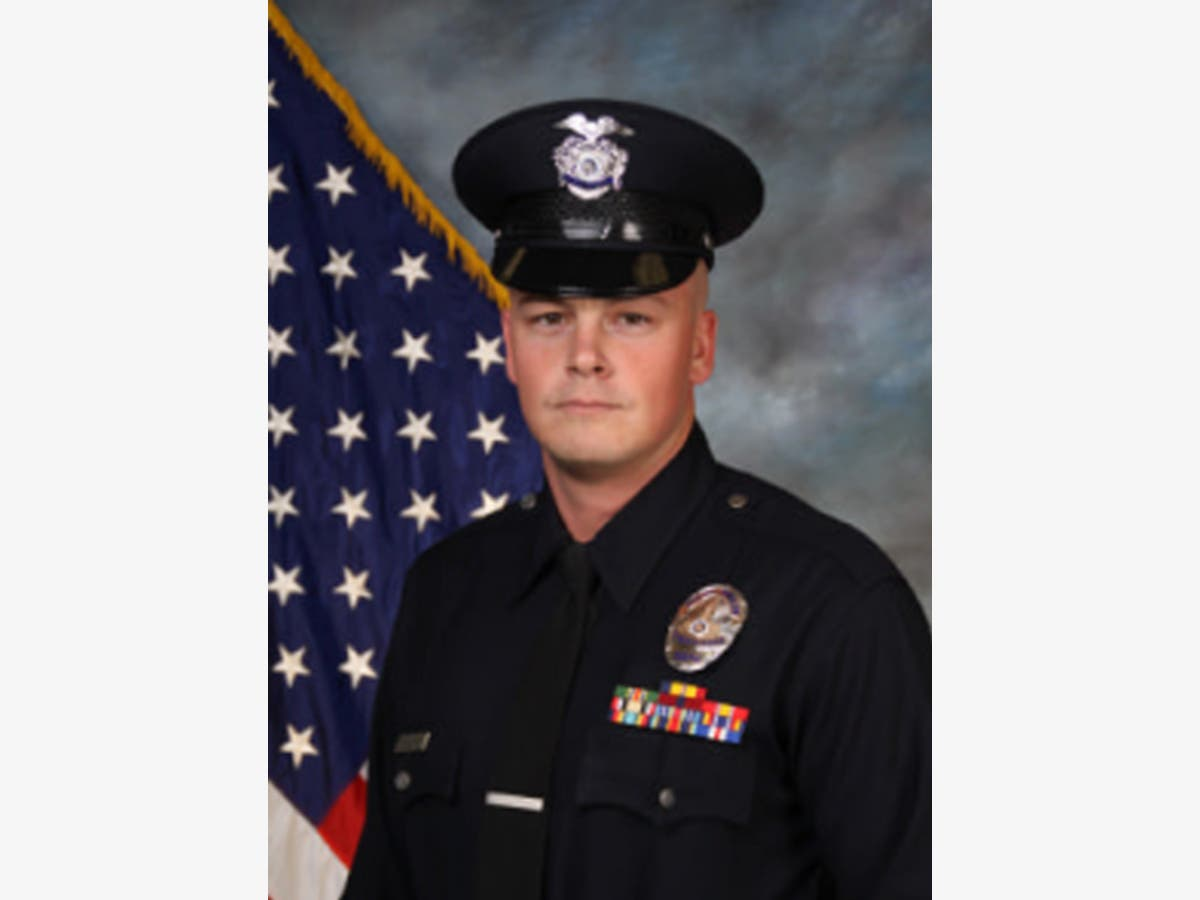 Winnetka Intersection Renamed For LAPD Marine Killed In