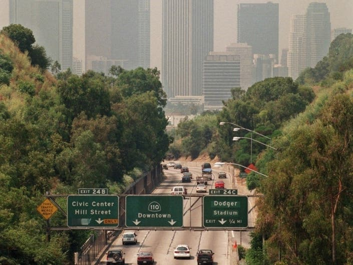 LA Kids Are Breathing Easier As Air Pollution Declines