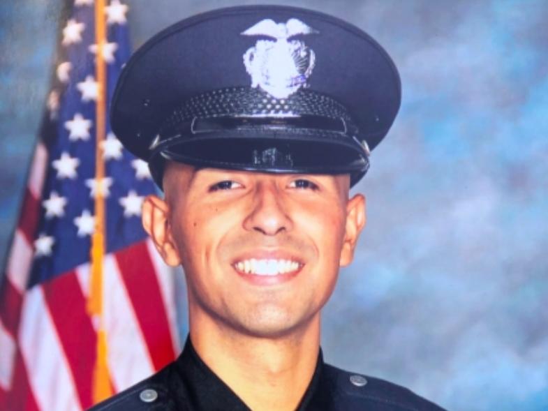 LAPD Officer Juan Jose Diaz Funeral: LA Mourns A Fallen Hero