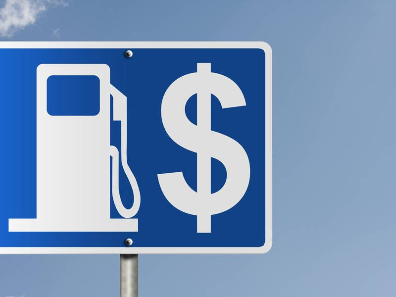 Gas Prices San Diego >> Gas Prices On The Rise In San Diego County San Diego Ca Patch
