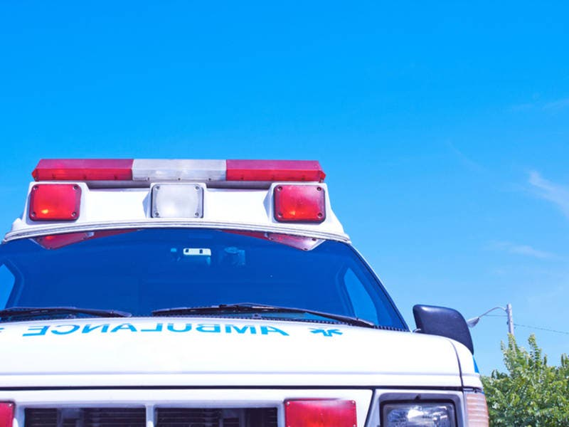Motorcyclist Seriously Injured In La Mesa Crash Patch