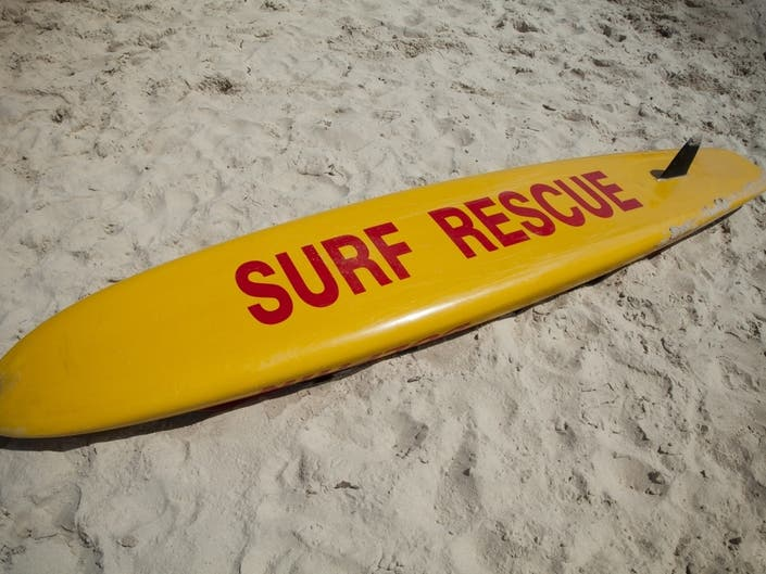 One Water Rescue At Mission Beach