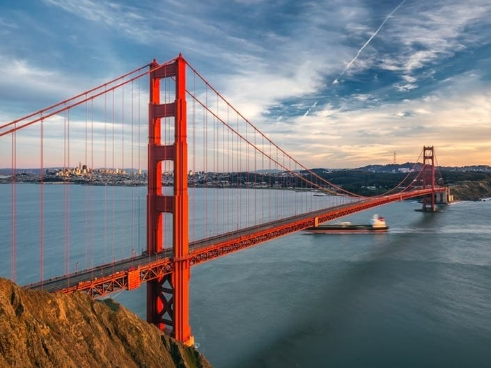 Golden Gate Bridge District Gets 5 9m Grant For High