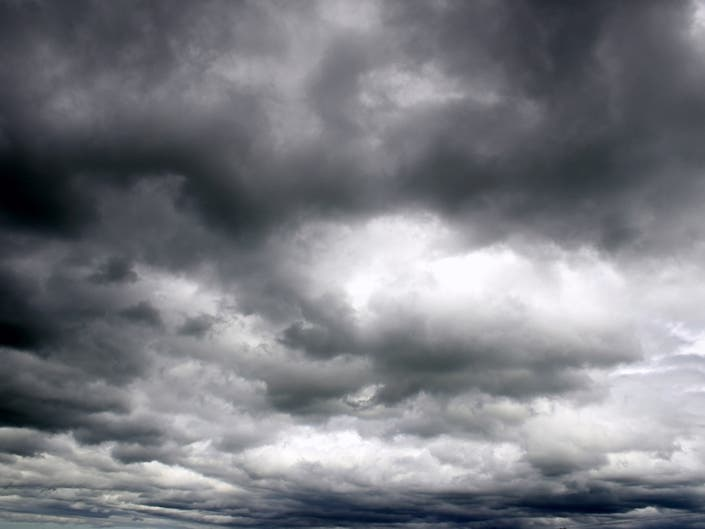 Thunderstorms Possible In San Diego County Mountains, Deserts