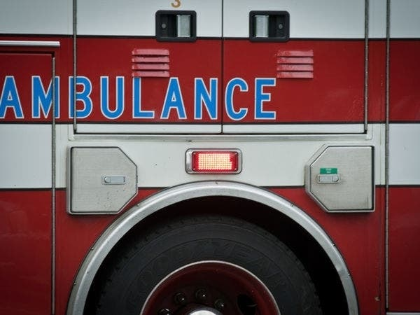 San Diego-Area Firefighters Injured In Central California Crash