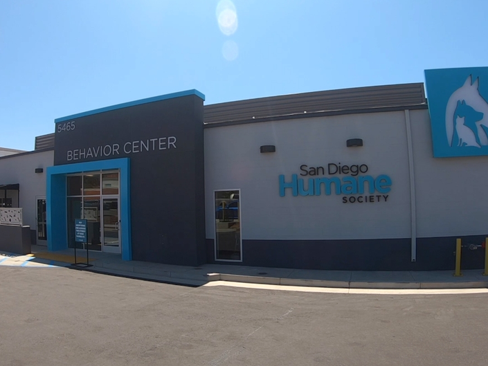 San Diego Humane Society Opens Behavioral Health Center