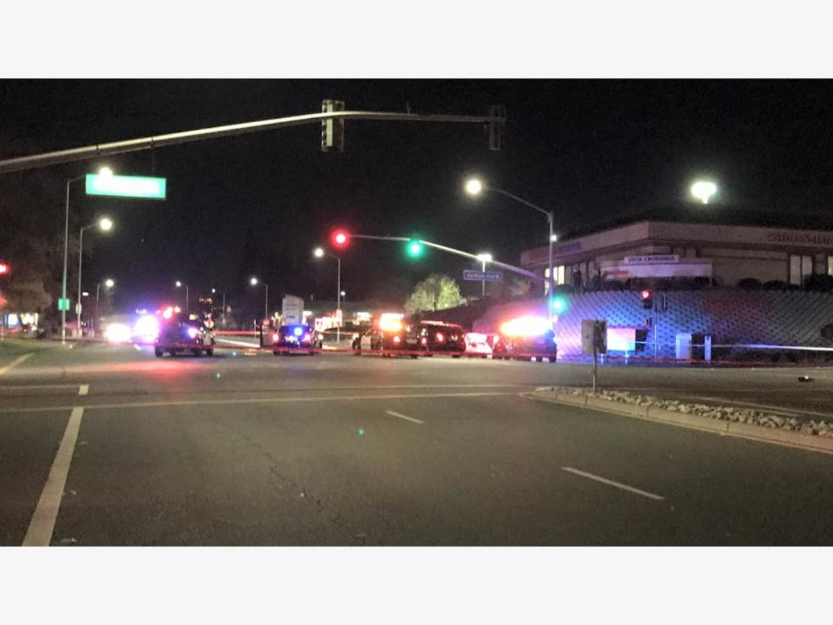 Vacaville Man Stabbed 2, Hit Car Before Being Shot By Cop: Police
