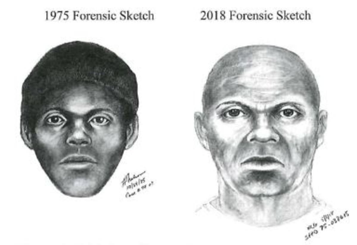 Doodler Serial Killer Sfpd Releases Age Progression Drawing San Francisco Ca Patch