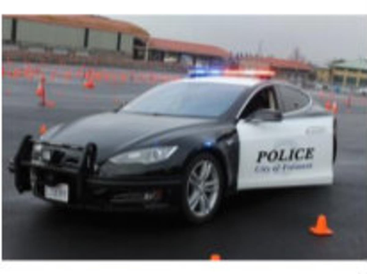New Tesla Police Car To Be Showcased | Fremont, CA Patch