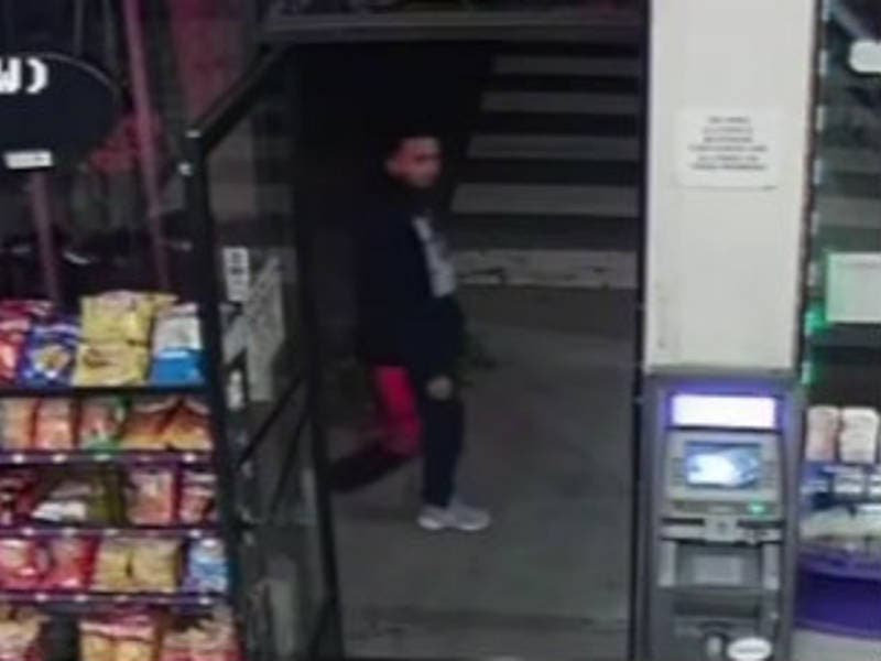 Sexual Battery Suspect: Video Released By Berkeley Police