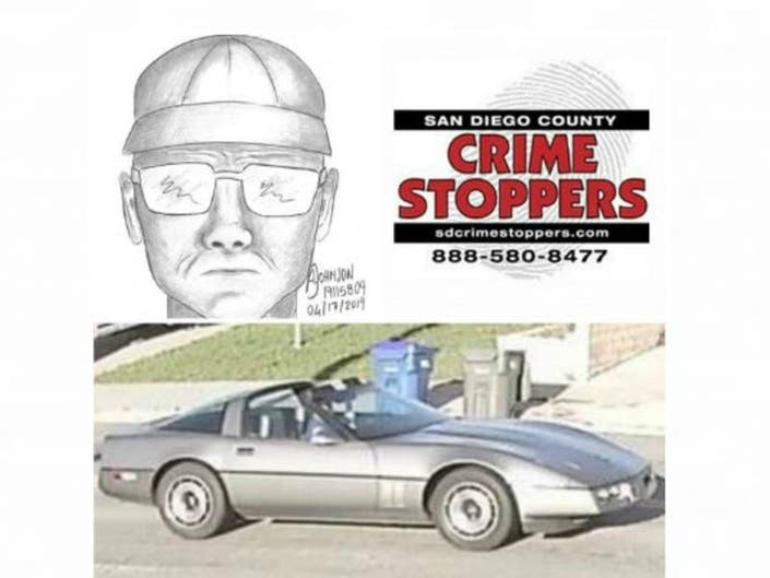 Man Who Tried Luring Girl Into Corvette Sought By SD Deputies