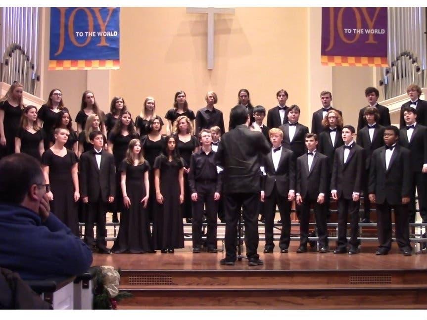 Piedmont Children's Choir To Tour Europe