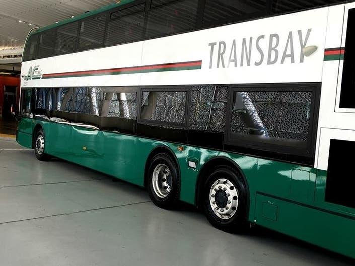 AC Transit To Resume Service To Salesforce Transit Center
