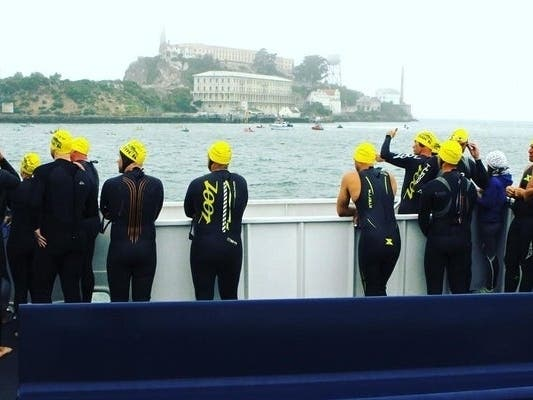 Alcatraz Escape From The Rock Duathlon This Weekend