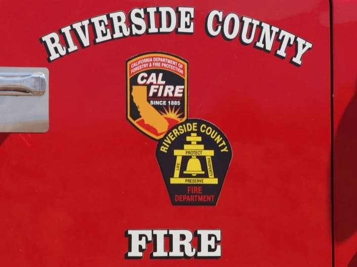 Dry, Gusty Conditions Create Increased Fire Risk In Riverside Co.