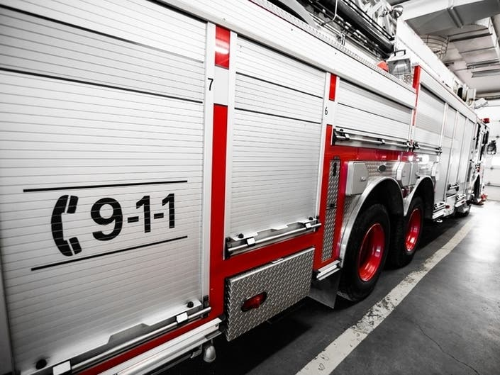 10 Displaced In Peninsula Residential Fire