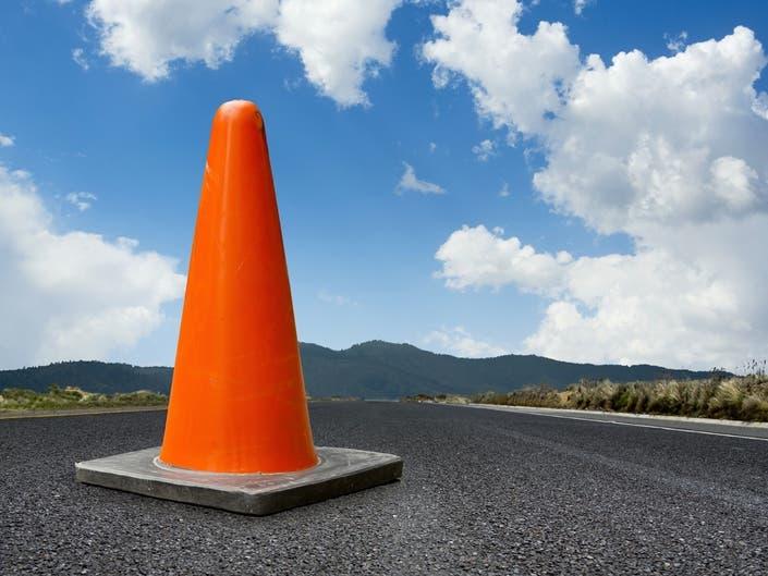 Driver Dies In Single-Car Crash On 91 Freeway | Lake