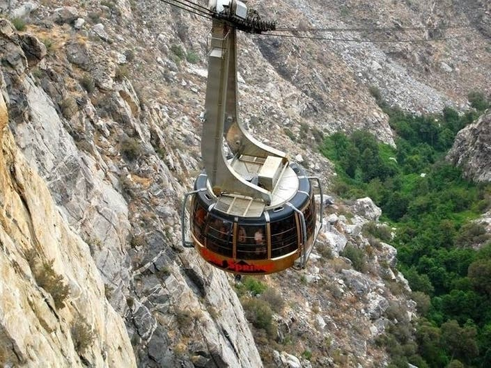 Palm Springs Aerial Tramway Reopening Delayed