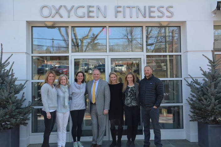 Oxygen Fitness And Bankwell Join Nc Color Run New Canaan