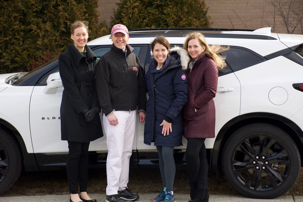 Karl Chevrolet And Nccf Join The Nc Color Run New Canaan