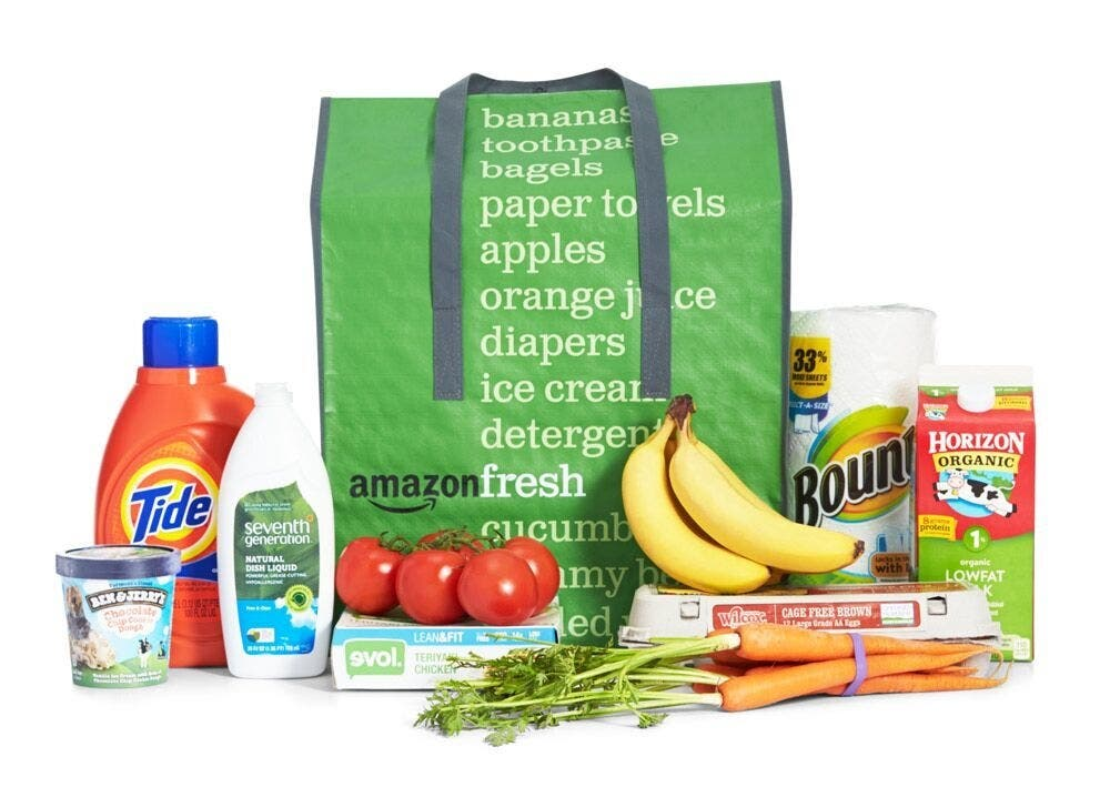 AmazonFresh Now Offers Grocery Delivery in Southeast Wisconsin