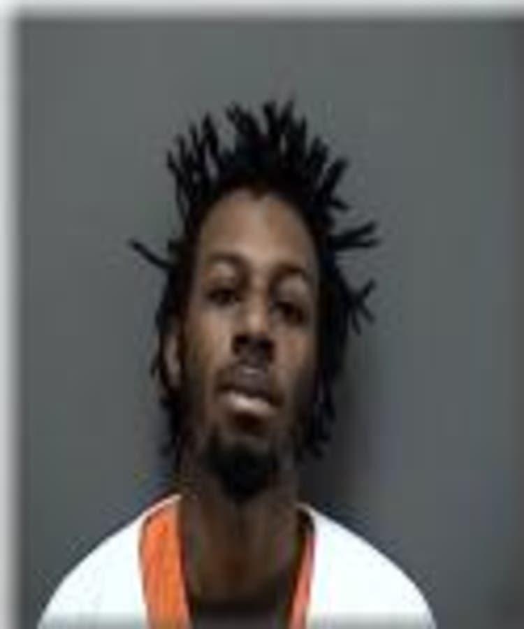 Police arrest naked man on tons of acid