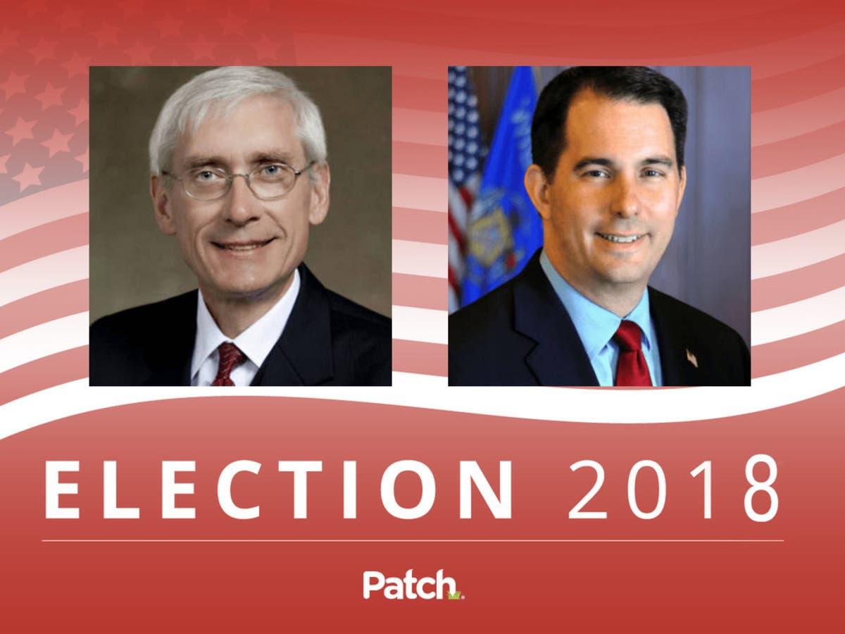 Wisconsins Own Paul Ryan Making Waves >> Wisconsin Governor Race Walker Evers Make Final Push Milwaukee