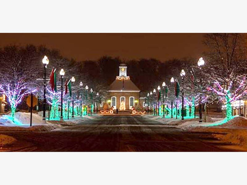 greendale 2018 christmas tree lighting date time set - What Is The Date Of Christmas