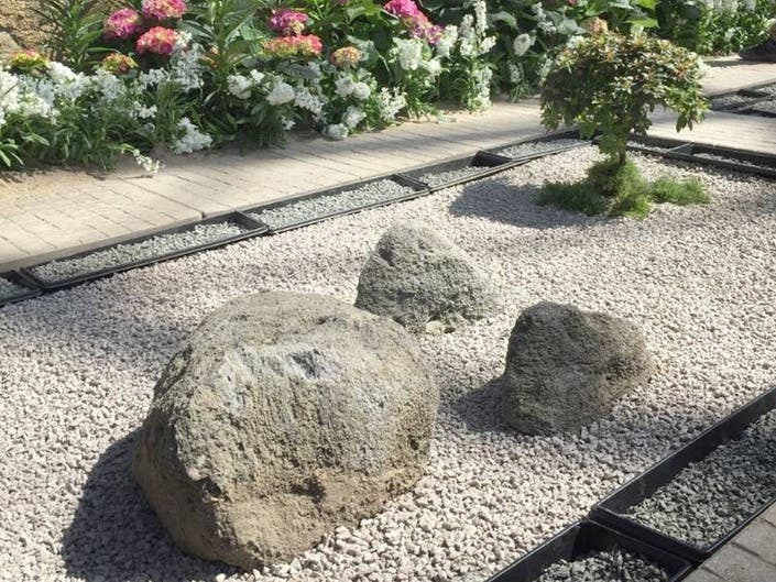 Zen Garden Show Opens at Domes on April 20