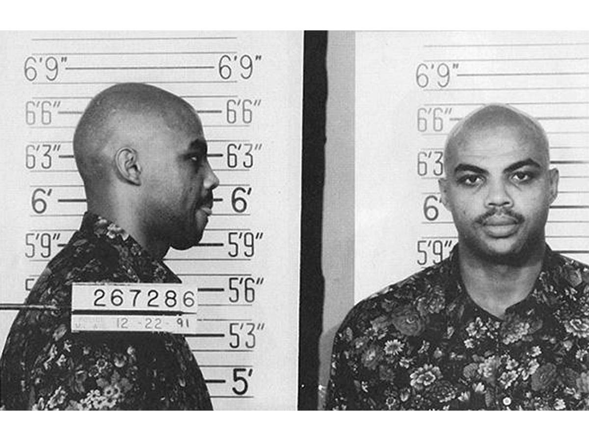 The Time Charles Barkley Got Arrested In Milwaukee