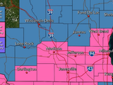 Winter Storm Warning Issued: Up To 10 Inches Snow Forecast