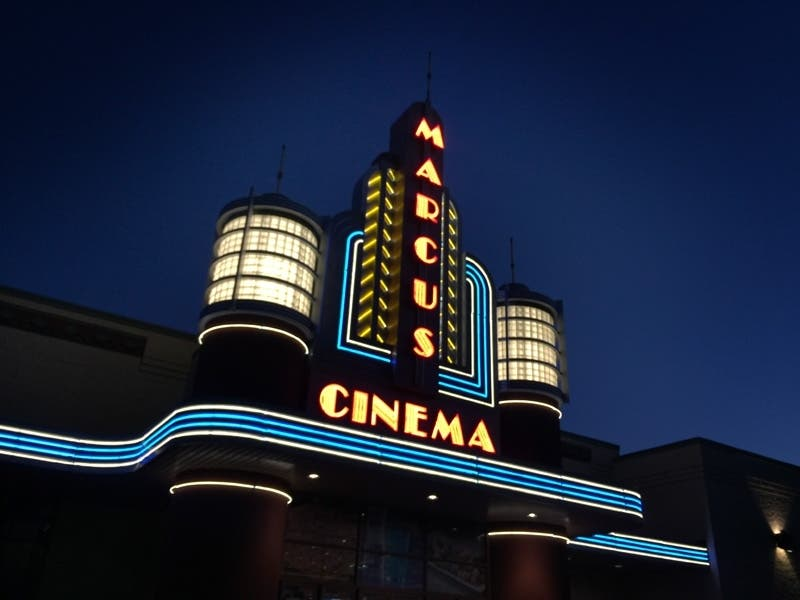 South Shore Cinema Opening Friday Oak Creek Wi Patch