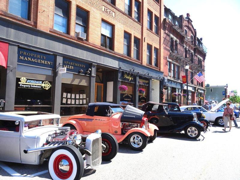 Marlborough Main Street Car Show Is June Marlborough MA Patch - Main street car show