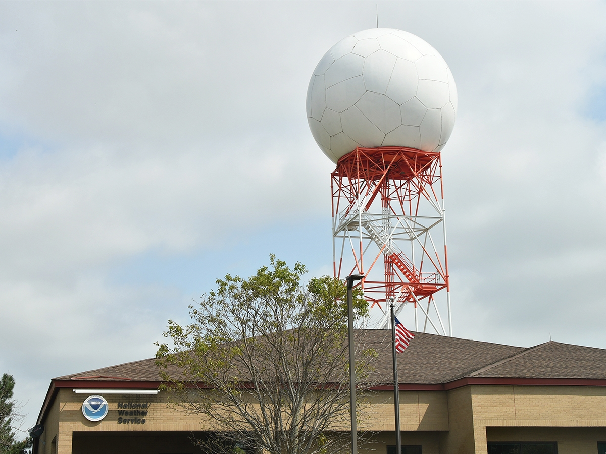 romeoville s national weather service office protects chicagoland romeoville il patch romeoville s national weather service