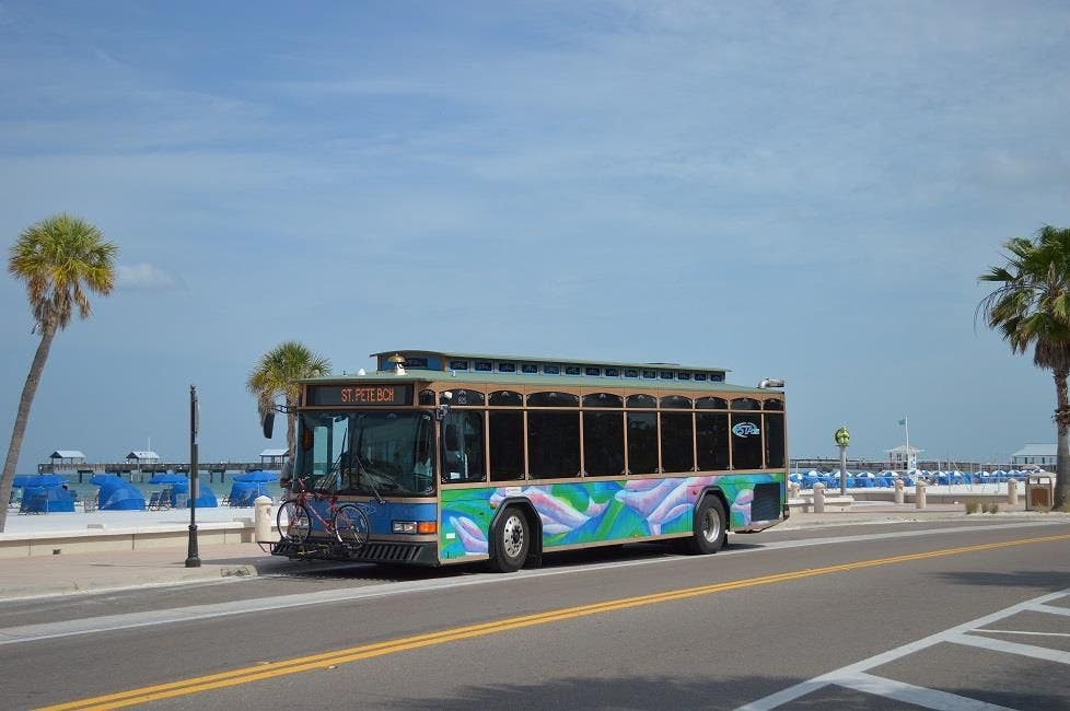 2016 Holiday Scheduled Announced For Pinellas Suncoast Transit
