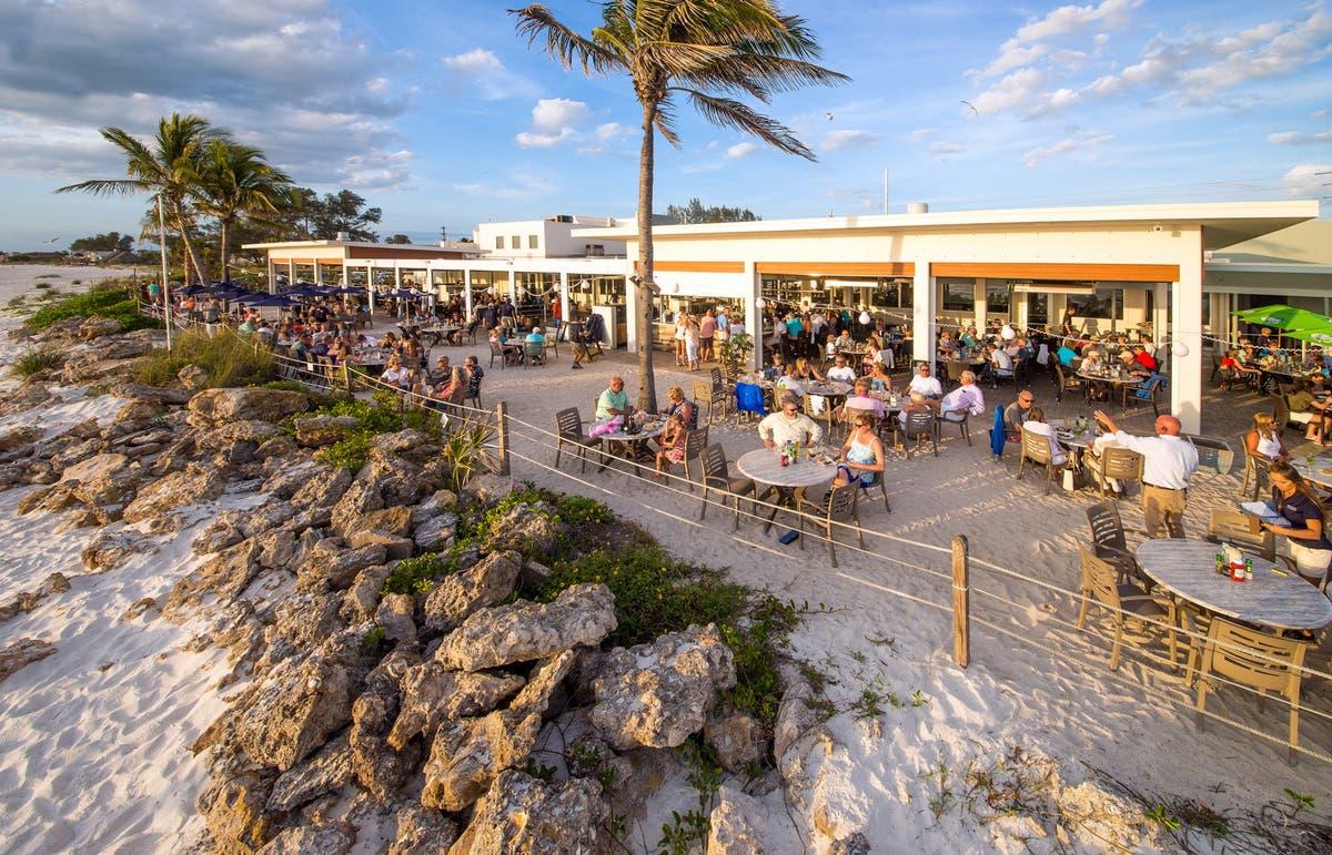 Beach House Restaurant Unveils Renovations New Front Deck