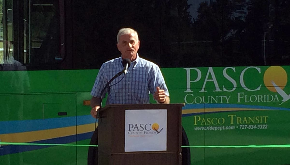 Pasco County Offers Free Bus Rides In Land O' Lakes | Land O